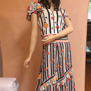 2 Piece Dress To Die For Adorable outfit for XXL